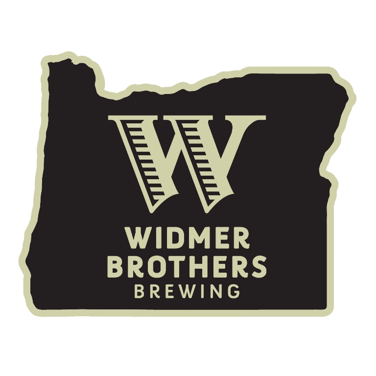 Widmer Logo Oregon Sticker
