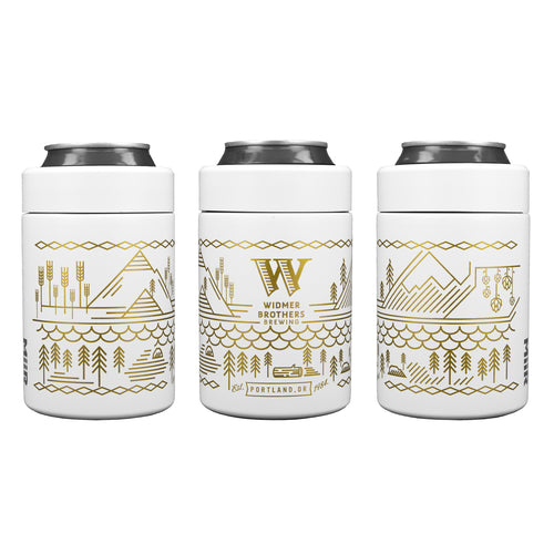 Widmer x MiiR Can Chiller - White
