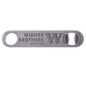 Widmer Magnet Bottle Opener (Pewter)