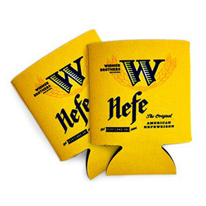 Hefe Can Koozie/Widmer Brothers