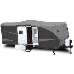 15\' To 18\'  Travel Trailers  Designer SFS Aquashed (R) RV Cover