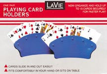 2/pk  Card Holders Game