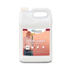1 gal  Roof-Gard  w/ UV Rubber Roof Protectant
