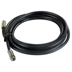 12\'  RG6 w/ Compression Ends  Coax A/V Cable