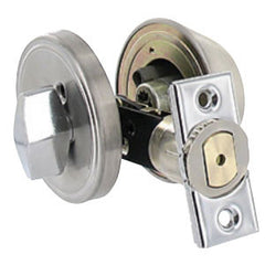 1 Throw  Single  Deadbolt Lockset