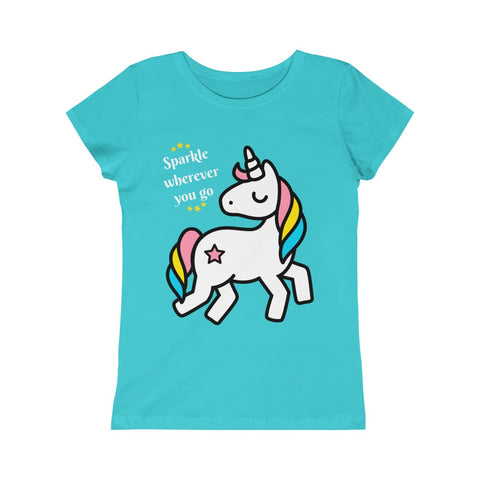 Unicorn Princess Tee - Designs By Erika