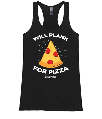 Will Plank For Pizza