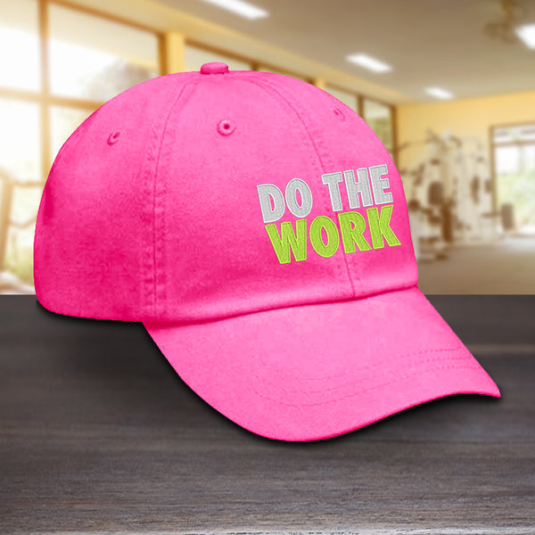 Do The Work Hat
