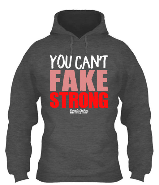 You Can't Fake Strong