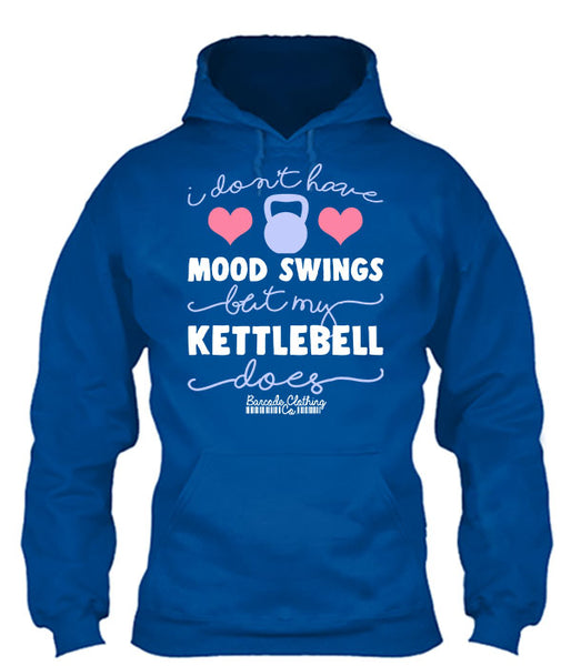 Mood Swings Kettlebell Swings