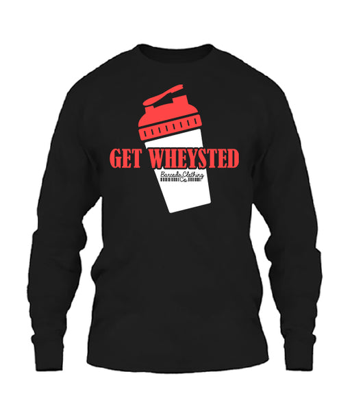 Get Wheysted