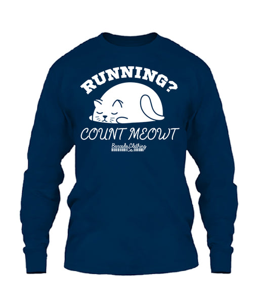 Running Count Meowt