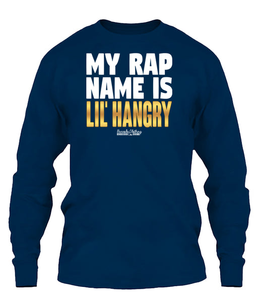 My Rap Name Is Lil Hangry