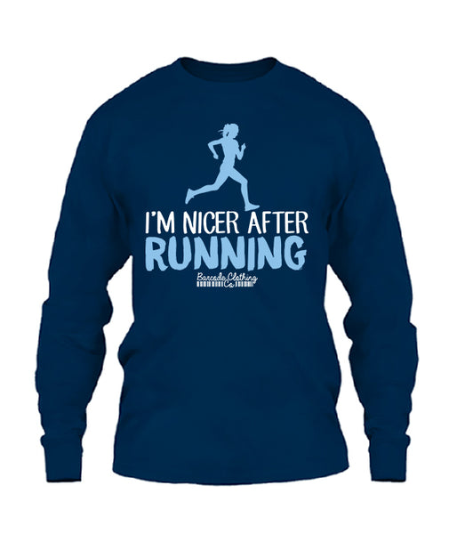 I'm Nicer After Running