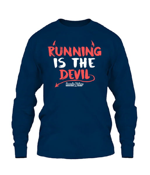 Running Is The Devil