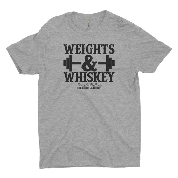 Weights & Whiskey Blacked Out