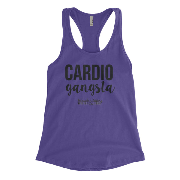 Cardio Gangsta Blacked Out