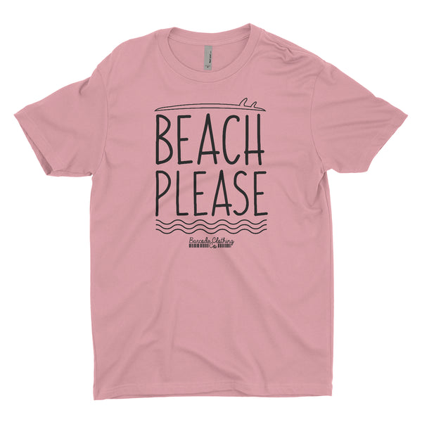 Beach Please Blacked Out