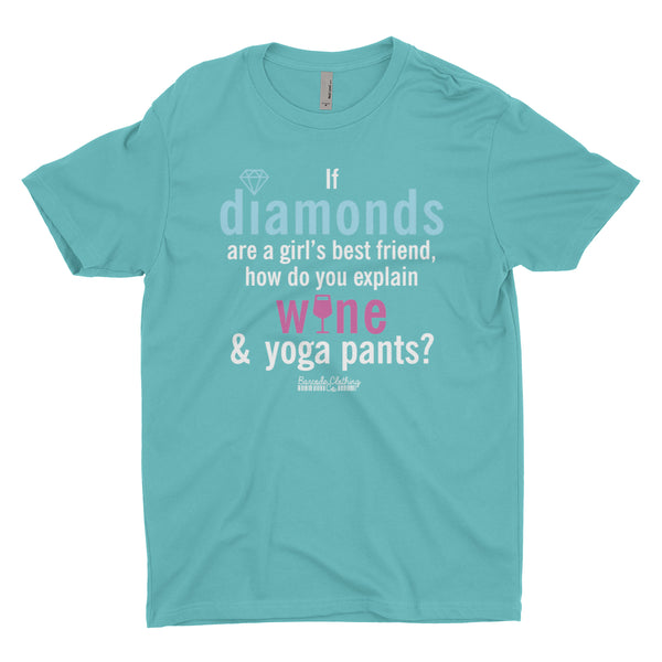 If Diamonds