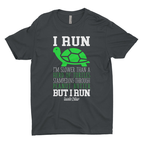 Run Slower Turtles
