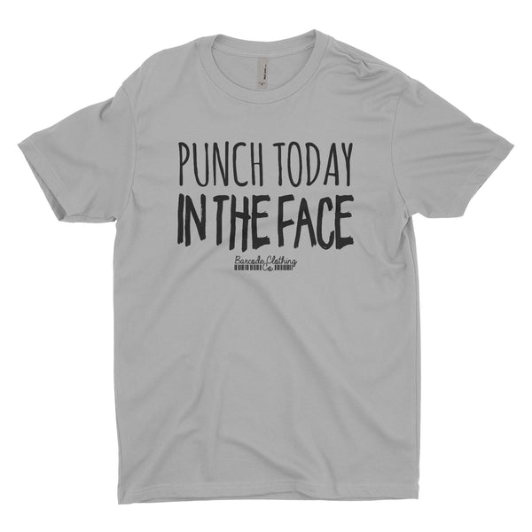 Punch Today In The Face Blacked Out