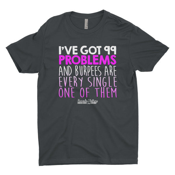 99 Problems Burpees