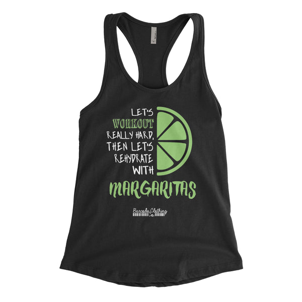 Workout Margaritas