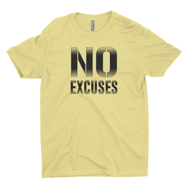 No Excuses Blacked Out