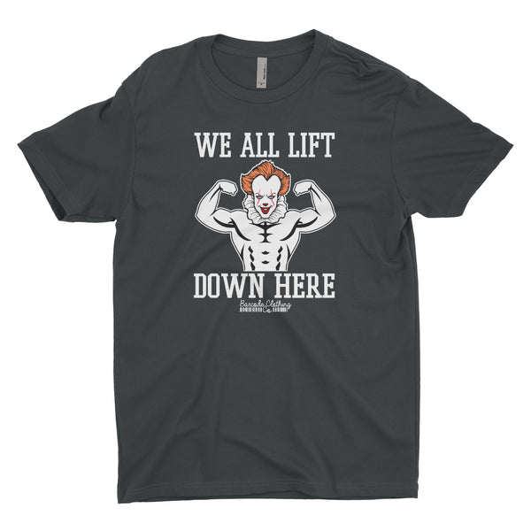 We All Lift Down Here