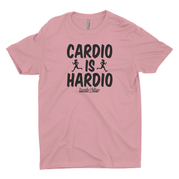 Cardio Hardio Blacked Out