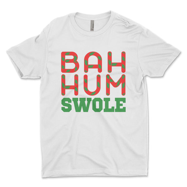 Bah Hum Swole White Collection