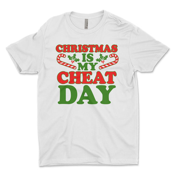 Christmas Is My Cheat Day White Collection