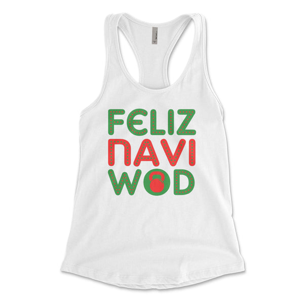 Feliz NaviWod White Collection