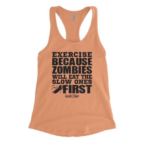 Exercise Because Zombies Blacked Out
