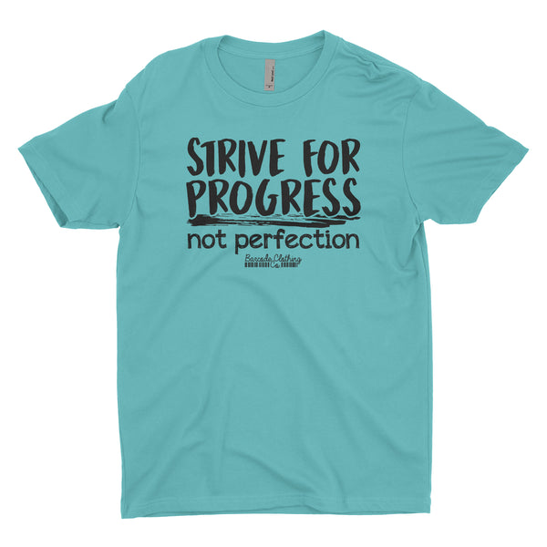 Strive For Progress Blacked Out