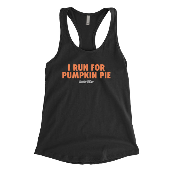 I Run For Pumpkin Pie