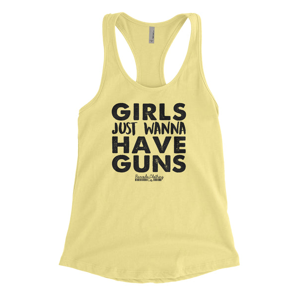 Girls Have Guns Blacked Out