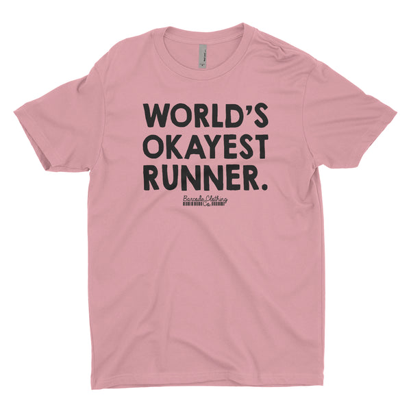 World's Okayest Runner Blacked Out