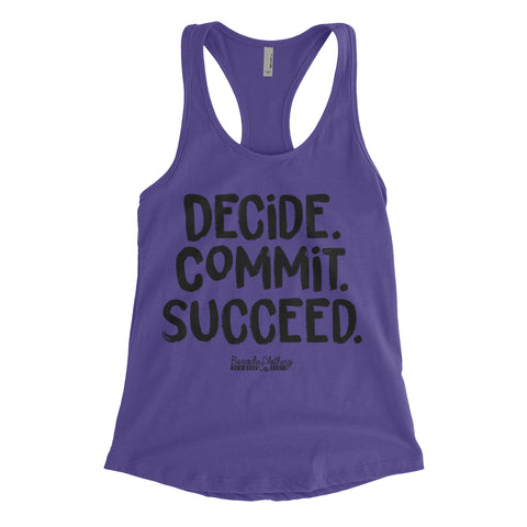 Decide Commit Succeed Blacked Out