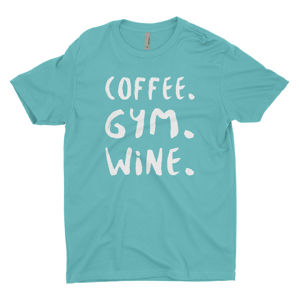 Coffee Gym Wine