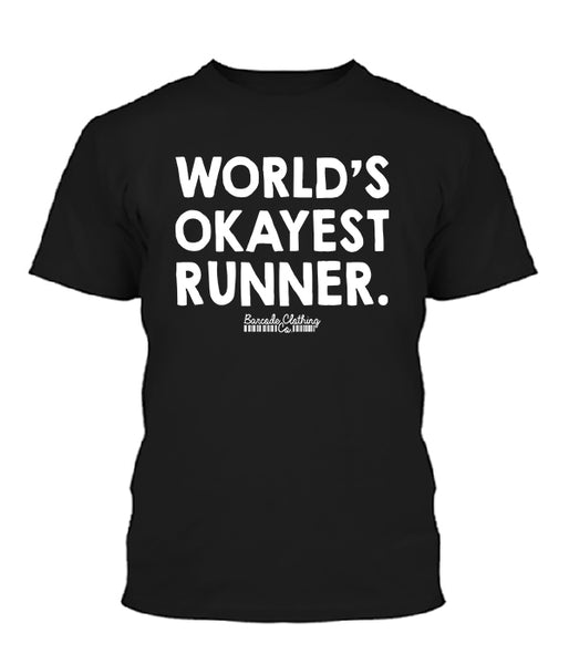 World's Okayest Runner