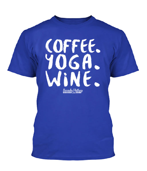Coffee Yoga Wine