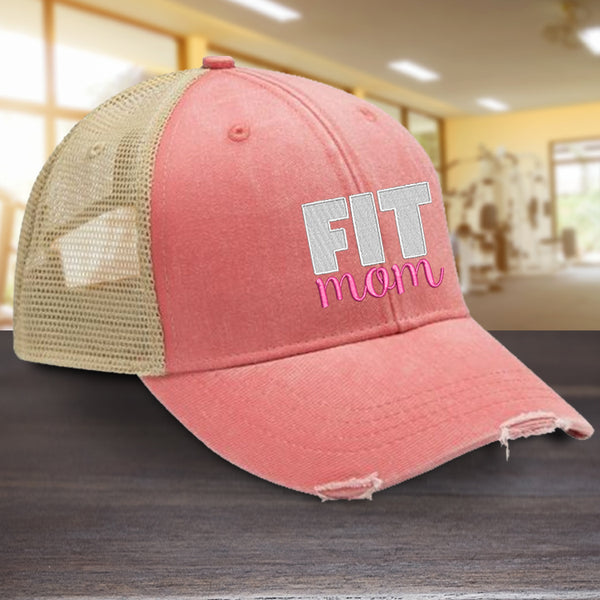 Fit Mom Hat