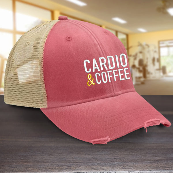 Cardio and Coffee Hat