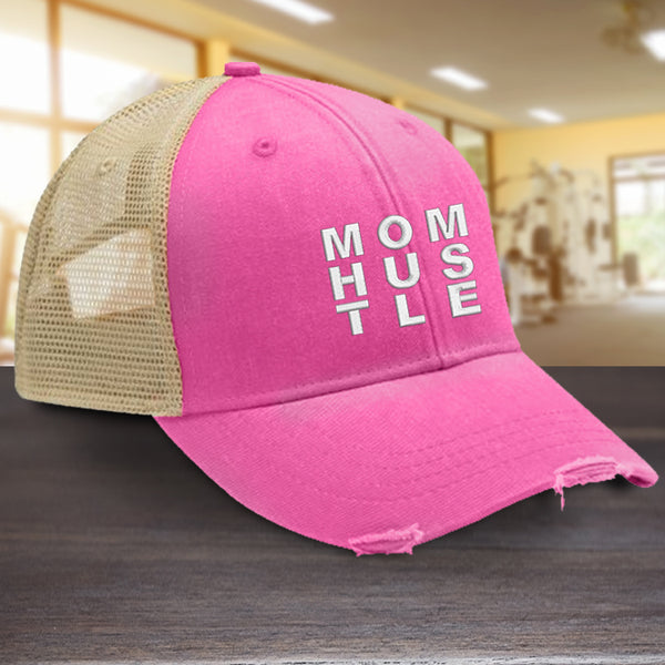 Mom Hustle Hat