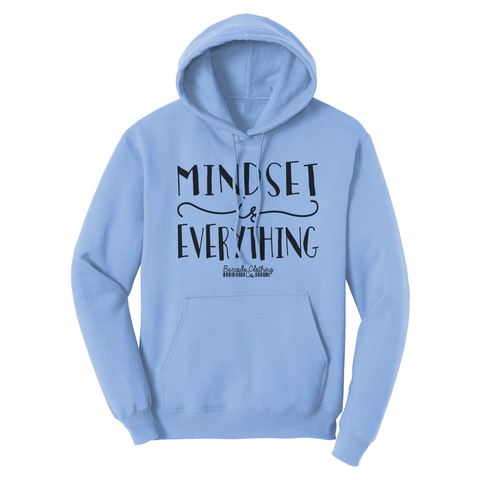 Mindset Is Everything Blacked Out