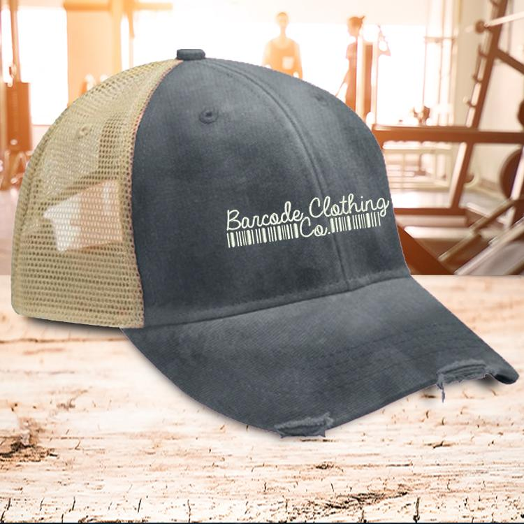 Barcode Swag Hat – Barcode Clothing Co 1f0d614fcd3