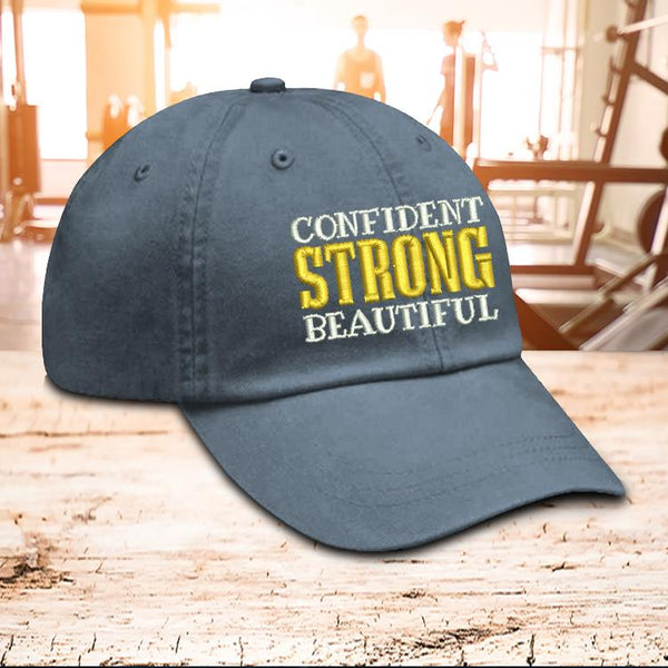 Hat - Confident Strong Beautiful Hat
