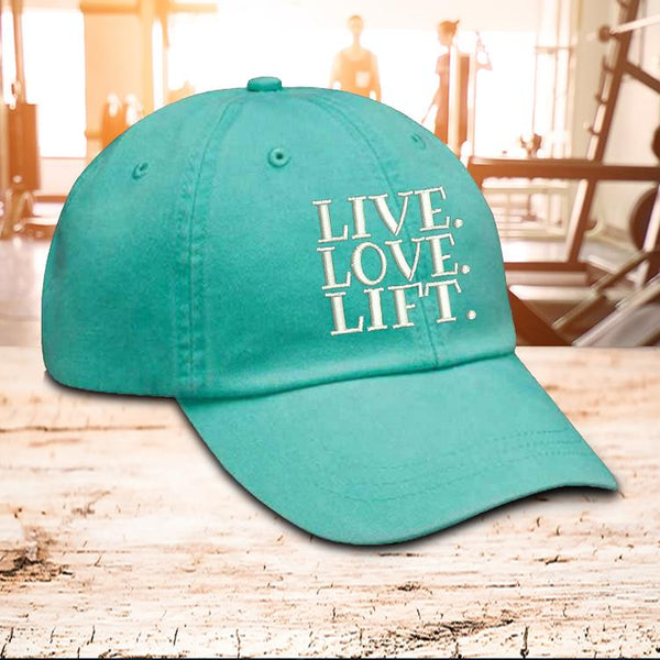 Hat - Live Love Lift Hat