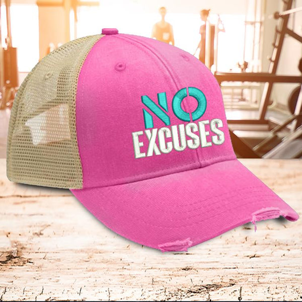 Hat - No Excuses Hat